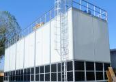 9,5 MW Power Generation Towers