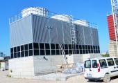 Torri da 12 MW Refrigeration