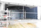 Torri Tower Tech in cemento silenziate su due lati