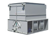 Torri refrigeranti d'acqua centrifughe serie TRS